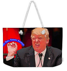The Small Fingered Vulgarian Weekender Tote Bag