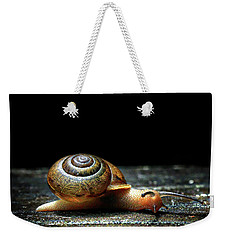 Weekender Tote Bag featuring the photograph The Small Things by Jessica Brawley