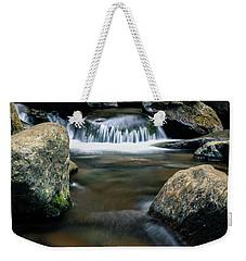 The Smallest Waterfall Weekender Tote Bag