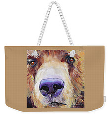 The Sniffer Weekender Tote Bag