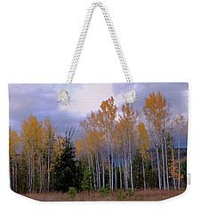 The  Song Of The Aspens 2 Weekender Tote Bag by Victor K