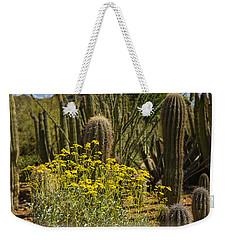 The Song Of The Sonoran Desert Weekender Tote Bag