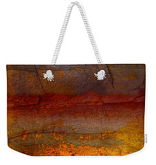 The Soul Dances Like A Tree In The Wind Weekender Tote Bag by Tara Turner