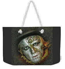 Weekender Tote Bag featuring the photograph The Soul Stealer by Brian Tarr
