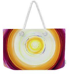 The Source Weekender Tote Bag