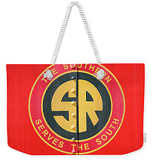 The Southern Serves The South 10 Weekender Tote Bag