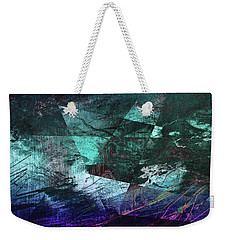 The Southern Storm Weekender Tote Bag by David Pantuso