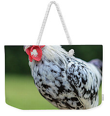 The Speckled Chicken Weekender Tote Bag