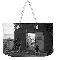 The Speech Annex And Peter Steven, Full Frame, 1980 Weekender Tote Bag