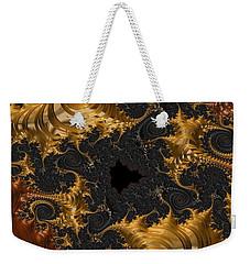The Spiral Coast Weekender Tote Bag
