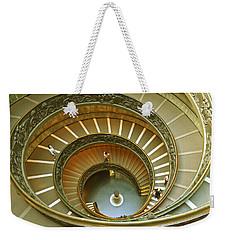 The Spiral Staircase Weekender Tote Bag