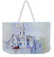 The Spire Center Weekender Tote Bag by P Anthony Visco