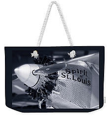 Weekender Tote Bag featuring the photograph The Spirit II by Jeffrey Jensen