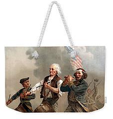 The Spirit Of '76 Weekender Tote Bag by War Is Hell Store