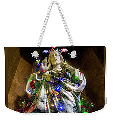 The Spirit Of Christmas Weekender Tote Bag