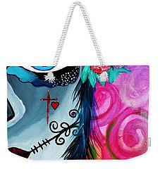 The Spirit Of Jezebel Weekender Tote Bag