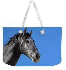 The Stallion Weekender Tote Bag