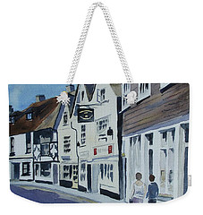 The Standard Inn, Rye Weekender Tote Bag