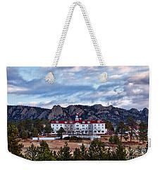 The Stanley Hotel Weekender Tote Bag