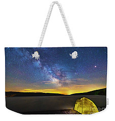 Stellar Camp Weekender Tote Bag