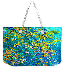 The Star Of The Forest - 773 Weekender Tote Bag