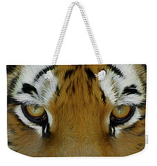 The Stare Da Weekender Tote Bag