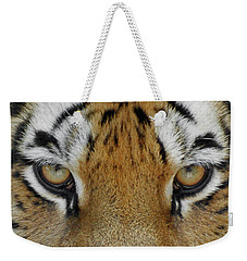 The Stare Weekender Tote Bag