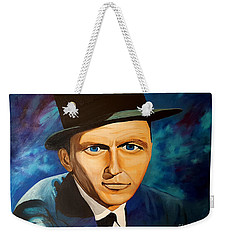 The Stare Of Weekender Tote Bag