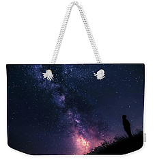 The Stargazer Weekender Tote Bag