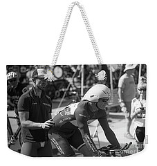 The Start Weekender Tote Bag