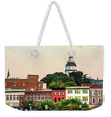 The State Capitol Weekender Tote Bag