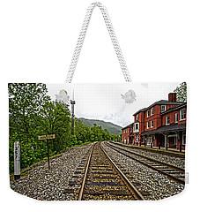 The Station Weekender Tote Bag
