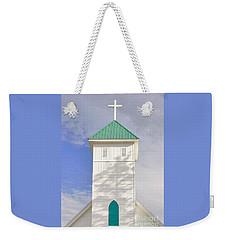 The Steeple Weekender Tote Bag
