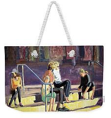 The Steppes Weekender Tote Bag