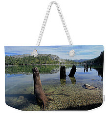 The Stir Of Echoes Weekender Tote Bag by Sean Sarsfield