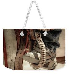 The Stirrup Weekender Tote Bag