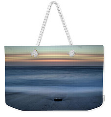The Stone And The Sea Weekender Tote Bag