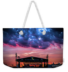 The Stone Pony Summer Stage Weekender Tote Bag by Colleen Kammerer