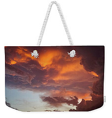 The Storm Blower Weekender Tote Bag