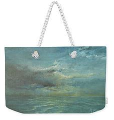The Storm Weekender Tote Bag by Jane See