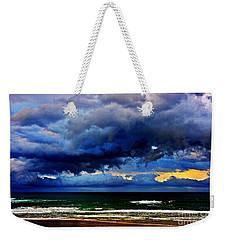 The Storm Roles In Weekender Tote Bag