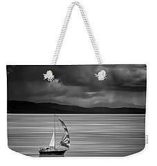 The Strait Of Georgia Weekender Tote Bag