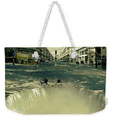 The Street Fall Weekender Tote Bag