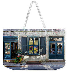 The Streets Of Charleston Weekender Tote Bag
