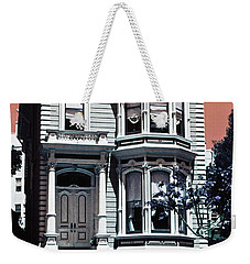 The Streets Of San Francisco Weekender Tote Bag