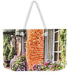 The Streets Of Summer Weekender Tote Bag
