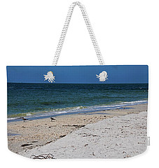 Weekender Tote Bag featuring the photograph The Stuff That Never Happened by Michiale Schneider