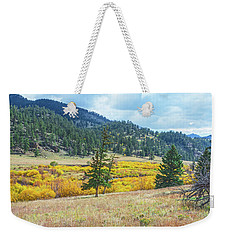 The Sublime Beauty That Ensorcells The Soul.  Weekender Tote Bag by Bijan Pirnia