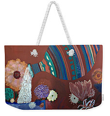 The Substance Of Life Weekender Tote Bag