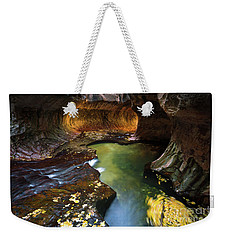 The Subway In Zion 2017-2 Weekender Tote Bag